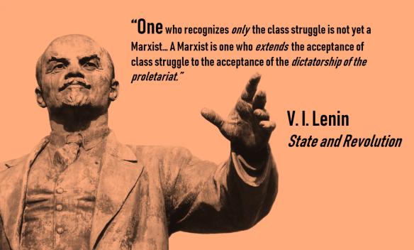 marx class struggle summary