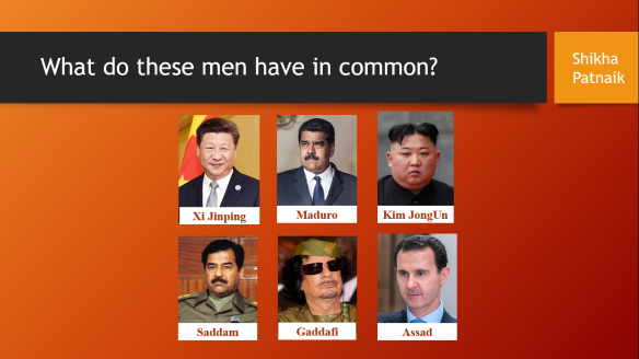 02. Authoritarian Leaders