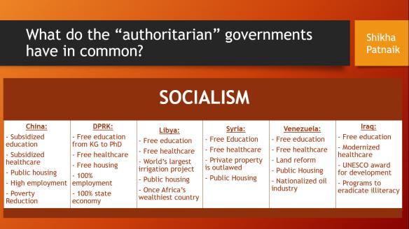 03. Socialism